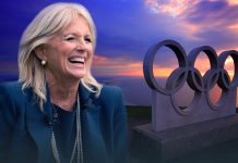 Jill Biden, First Lady, To Lead White House Delegation To Olympics Tokyo 2020