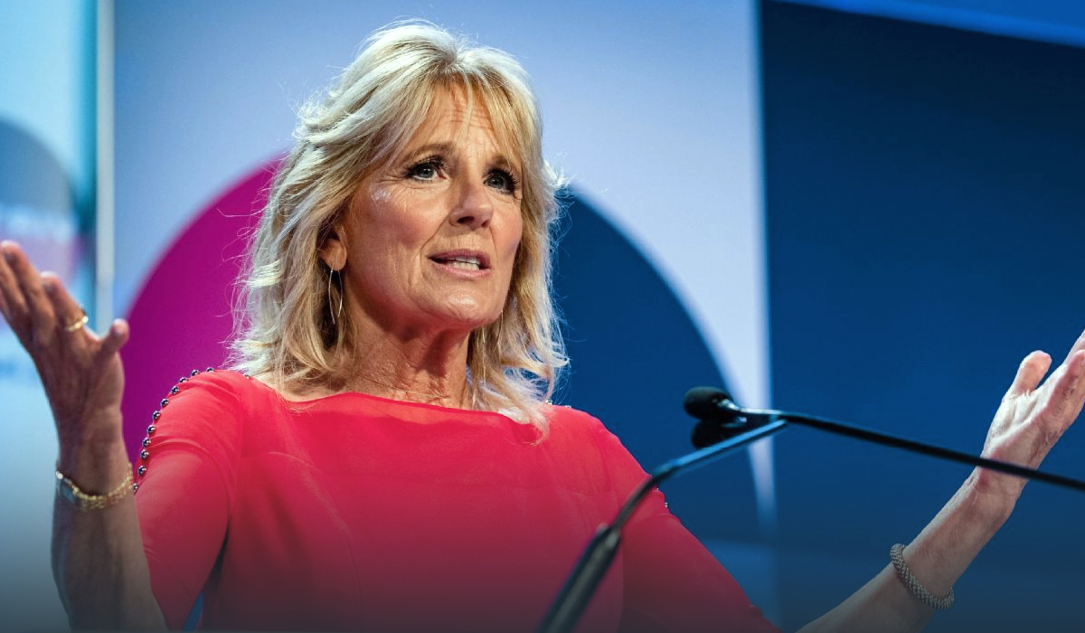 Jill Biden, First Lady, To Lead US Delegation To Olympics Tokyo 2020