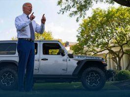 U.S. Seeking To Make 50% Of New U.S. Vehicles Electric By 2030
