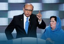 Biden Appoints Pakistani-American Lawyer Khizr Khan To United States Commission on International Religious Freedom