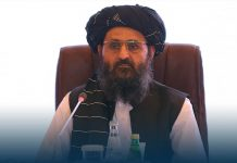 CIA Director in A Highest-Level Official Encounter Met Taliban Co-Founder