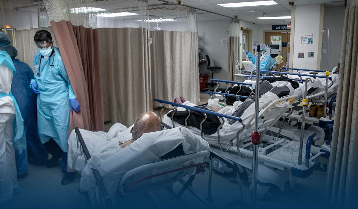 Rural Hospitals Desperately Searching for Open Beds for All Patients