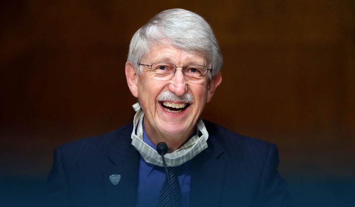"""NIH Director Dr. Francis Collins paints a dire picture of the Covid situation: """"I will be surprised if we don't cross 200,000 cases a day in the next couple weeks ... 90 million people are still unvaccinated [&] sitting ducks for this virus ... we're in a world of hurt"""" pic.twitter.com/HcYismpwDk— Aaron Rupar (@atrupar) August 15, 2021"""