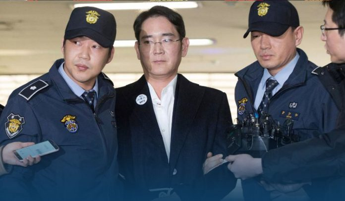Samsung's Lee Jae-yong To Be Released From Jail On Parole