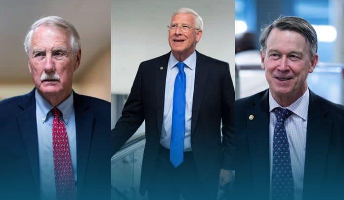 Three Inoculated U.S Senators Diagnosed 'COVID-19 Positive'