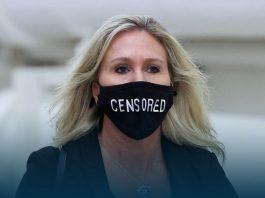 Twitter Temporarily Suspends Georgia Republican Marjorie Greene's Account