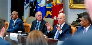 American Senators Unveiled Long-Awaited $1T Infrastructure Spending Bill