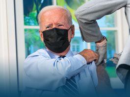 US President Got Coronavirus Vaccine Booster Dose