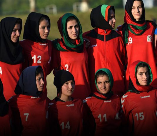 Afghan Women' National Soccer Team Under Threat from Afghan Taliban