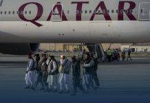First International Flight with More Than 100 Foreigners Takes off From Kabul Since US Withdrawal