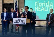 Florida's DeSantis Appeals Leon County Judge's Ruling On Masking in Schools