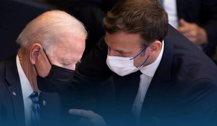 Macron And Biden To Speak By Phone Soon As Australian Security Alliance Threats America-France Deal