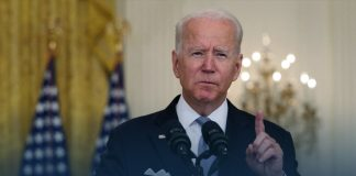 Biden Defended Again US Forces Withdrawal from Afghanistan on 9/11
