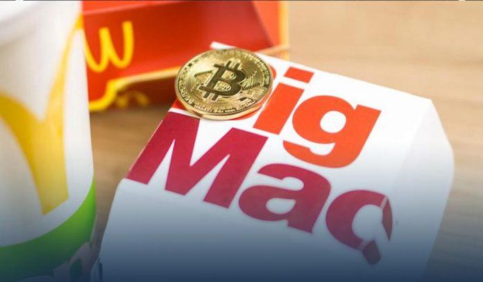 Starbucks, McDonald's, Pizza Hut Adopted Bitcoin Payments