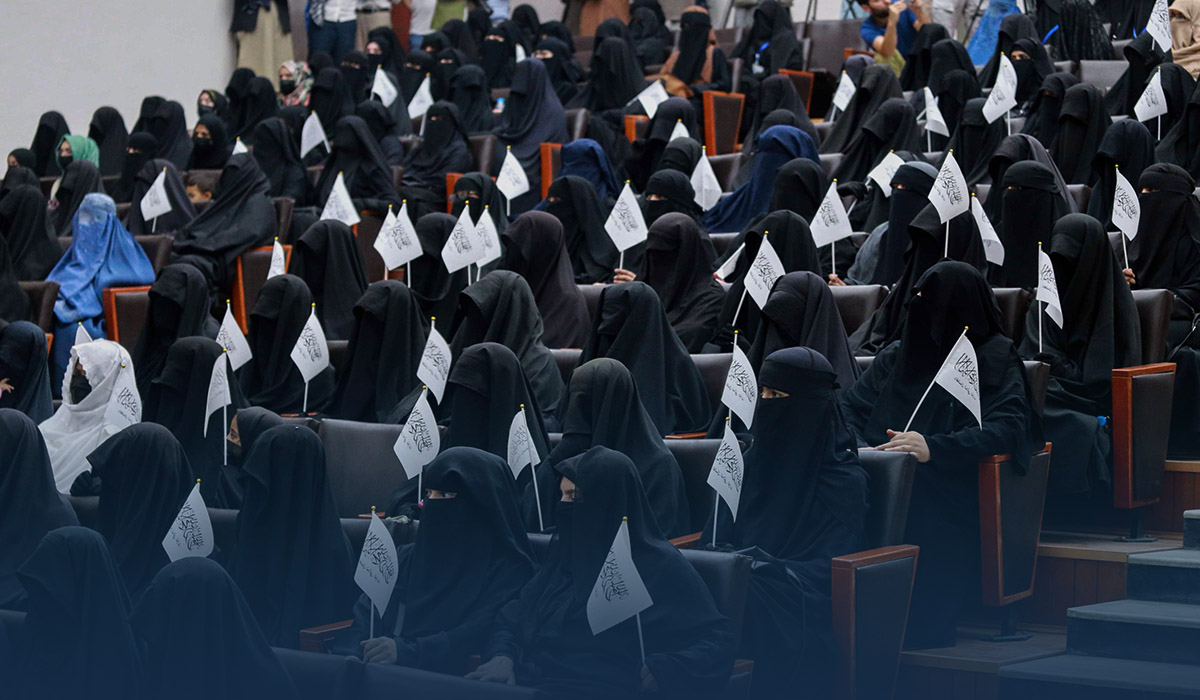 Afghan Taliban Says Female Students Can Study In Gender-Separated Universities