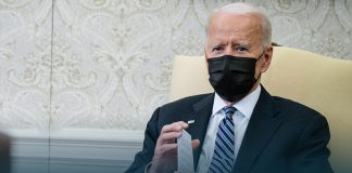 """President Biden Says """"We Are Going to Get It Done"""" On Spending Bills"""