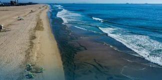Coast Guard Says 366-meters Ship Pulled California Oil Pipeline, But Didn't Break it