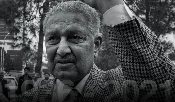 Dr. A Q. Khan, Pakistan's Nuclear-Bomb Architect, Passed Away Aged 85