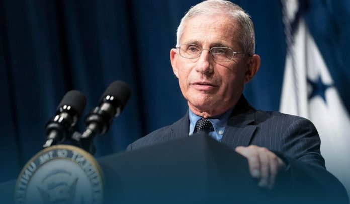 Dr. Fauci Says Immigrants Aren't to Blame for the COVID-19 Transmission in the US