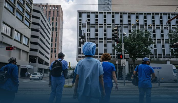 Many Hospital Staffers Terminated or Suspended for Refusing the Vaccine