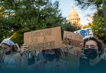 US Justice Department Presses to Halt Texas' Abortion Law from Being Enforced