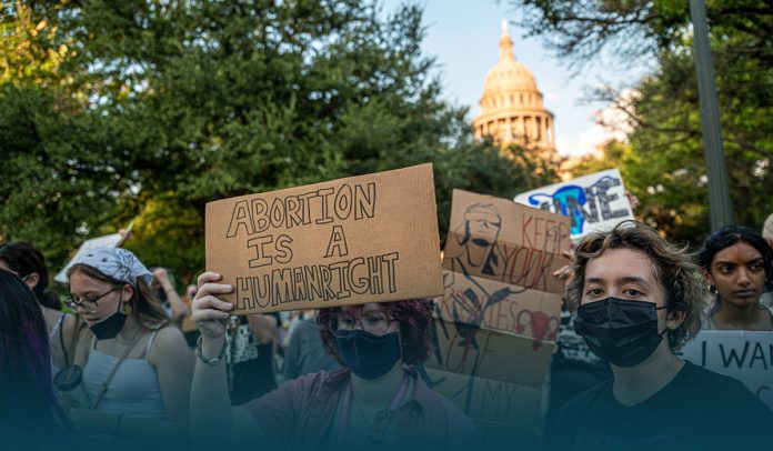 US Justice Dept Presses to Stop Texas' Abortion Law from Being Enforced