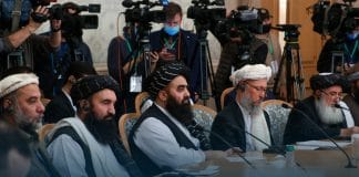 Moscow Hosts Senior Taliban Representatives for Afghanistan Talks