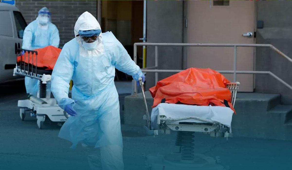 US Coronavirus-Related Death Numbers in 2021 Surpassed 2020's Total